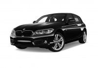BMW 118 Limousine Schrägansicht Front