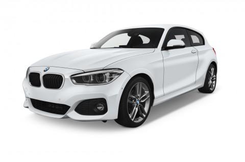 BMW 1 SERIES - Schrägansicht Front