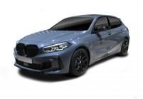 BMW 118 Limousine Front + links