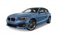 BMW 118 Limousine Vue oblique avant
