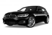 BMW 125 Limousine Schrägansicht Front