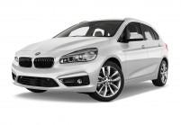 BMW 214 Active Tourer Kompaktvan / Minivan Schrägansicht Front