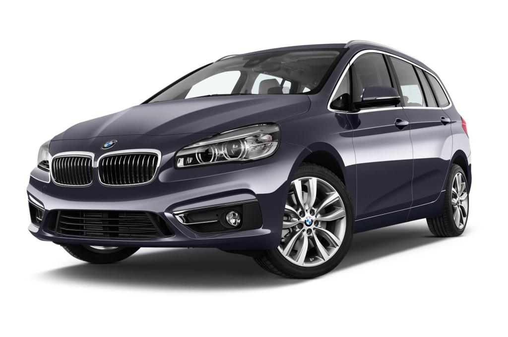 Bmw 214 gran tourer compactvan minivan voiture neuve for 1 800 943 2189