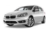 BMW 214 Gran Tourer Kompaktvan / Minivan Schrägansicht Front