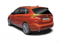 BMW 216 Active Tourer Compactvan / Minivan Avant + gauche