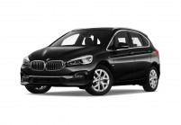 BMW 216 Active Tourer Compactvan / Minivan Vista laterale-frontale