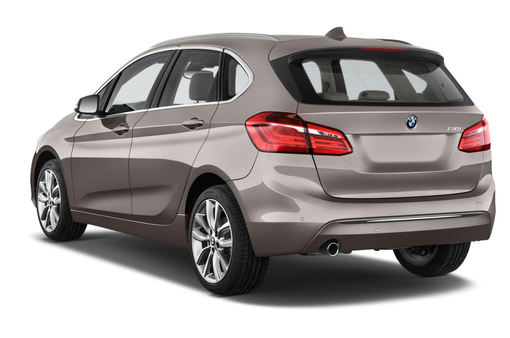 bmw 216 active tourer kompaktvan minivan neuwagen bilder. Black Bedroom Furniture Sets. Home Design Ideas