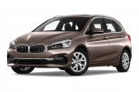 BMW 2 SERIES ACTIVE TOURER -  Fahrbahnperspektive