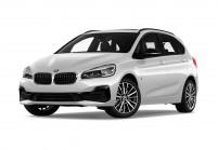 BMW 216 Active Tourer Kompaktvan / Minivan Schrägansicht Front