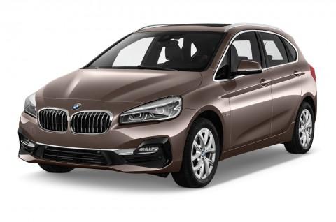 BMW 2 SERIES ACTIVE TOURER - Schrägansicht Front
