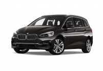 BMW 216 Gran Tourer Compactvan / Minivan Vista laterale-frontale