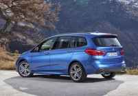 BMW 216 Gran Tourer Kompaktvan / Minivan Front + links