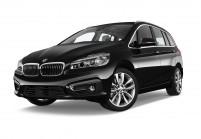 BMW 216 Gran Tourer Kompaktvan / Minivan Schrägansicht Front