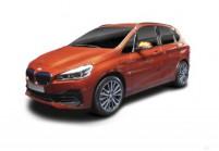 BMW 218 Active Tourer Compactvan / Minivan Avant + gauche