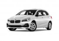 BMW 218 Active Tourer Compactvan / Minivan Vista laterale-frontale