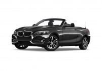 BMW 218 Cabriolet Schrägansicht Front