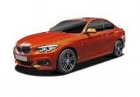 BMW 218 Coupé Avant + gauche