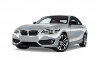 BMW 218 Coupé Vue oblique avant