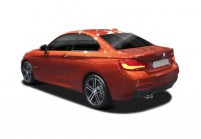 BMW 218 Coupe Anteriore + sinistra