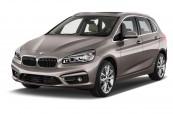 BMW 218 Gran Tourer  Schrägansicht Front