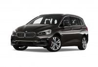 BMW 218 Gran Tourer Compactvan / Minivan Vista laterale-frontale