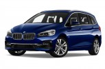 BMW 2 SERIES GRAN TOURER Luxury Line -  Fahrbahnperspektive