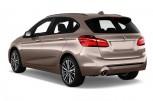 BMW 2 SERIES ACTIVE TOURER iperformance Sport Line -  Schrägansicht Heck