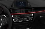 BMW 2 SERIES Sport -  Lüftungs- und Temperatursteuerung