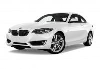 BMW 220 Coupé Schrägansicht Front