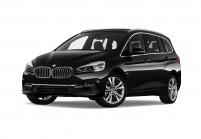 BMW 220 Gran Tourer Compactvan / Minivan Vista laterale-frontale