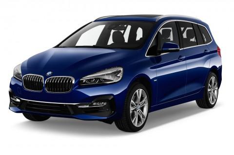 BMW 2 SERIES GRAN TOURER Luxury Line - Schrägansicht Front