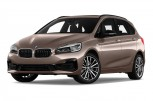 BMW 2 SERIES ACTIVE TOURER iperformance Sport Line -  Fahrbahnperspektive