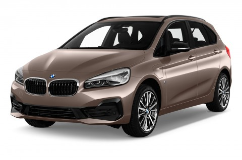BMW 2 SERIES ACTIVE TOURER iperformance Sport Line - Schrägansicht Front