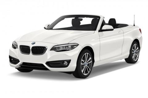 BMW 2 SERIES Sport - Schrägansicht Front