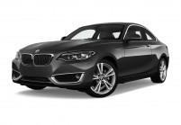 BMW 230 Coupé Schrägansicht Front