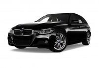 BMW 316 Combi Vue oblique avant
