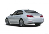BMW 316 Limousine Front + links