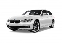 BMW 318 Combi Vue oblique avant