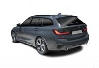 BMW 318 Station wagon Anteriore + sinistra