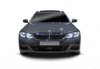 BMW 320 Kombi Front + links