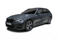 BMW 320 Station wagon Anteriore + sinistra