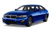 BMW 330  Schrägansicht Front