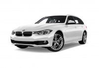 BMW 330 Combi Vue oblique avant