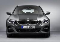BMW 330 Kombi Front + links, Stationwagon
