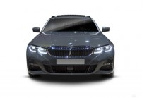BMW 330 Station wagon Anteriore + sinistra