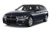 BMW 335  Schrägansicht Front
