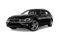 BMW 335 Combi Vue oblique avant