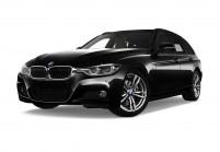 BMW 335 Kombi Schrägansicht Front