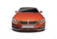 BMW 420 Cabriolet Front + links, Convertible