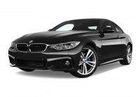 BMW 425 Coupé Schrägansicht Front